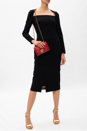 Dress with front slit od Dolce & Gabbana