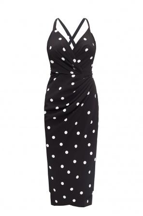 Polka dot dress od Dolce & Gabbana