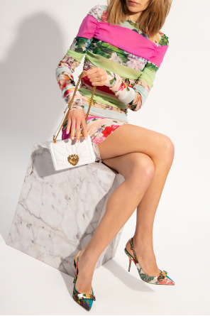 Floral print dress od Dolce & Gabbana