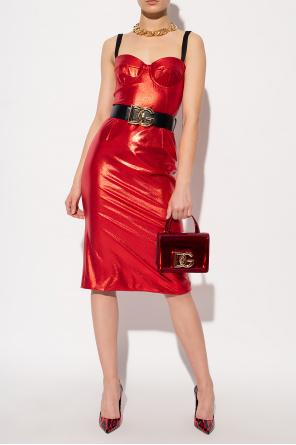 Metallic dress od Dolce & Gabbana