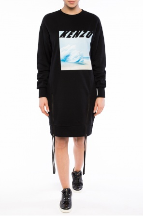 Printed sweatshirt dress od Kenzo