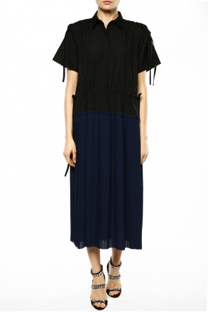 Pleated dress od Kenzo