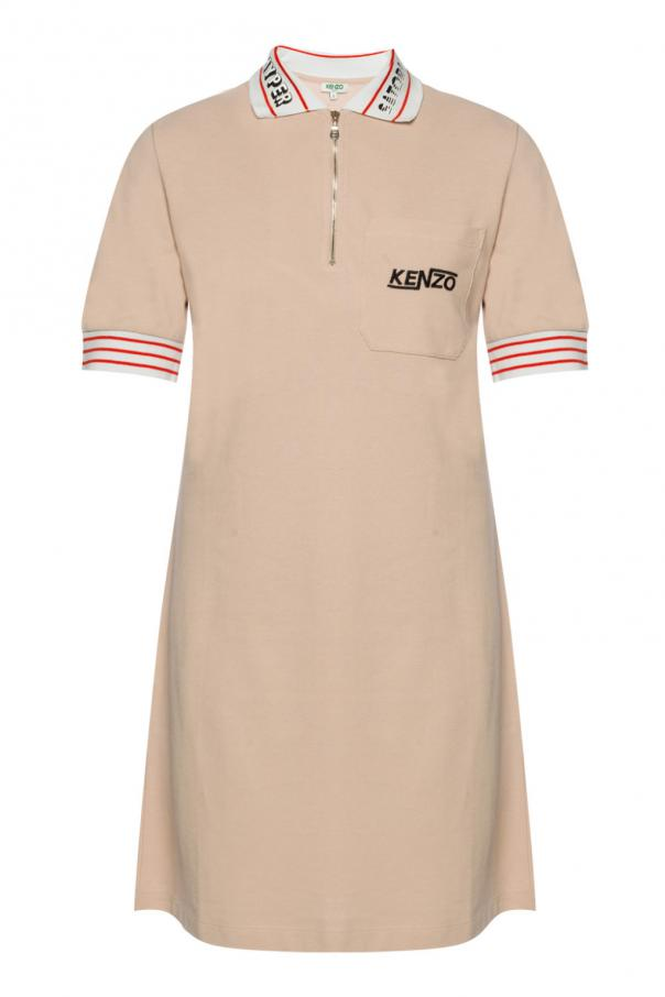 485f94e06 Dress with collar Kenzo - Vitkac shop online