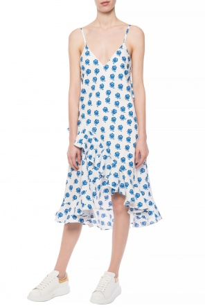 Patterned slip dress od Kenzo