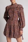 Ulla Johnson Silk dress with belt