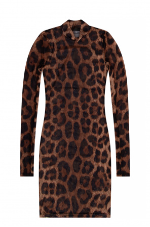 Sheer dress od Philipp Plein