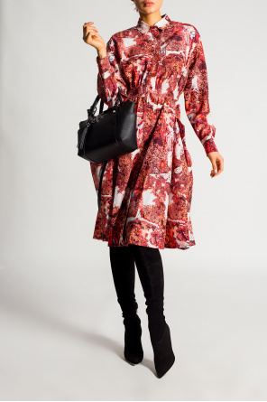 Patterned dress od Kenzo