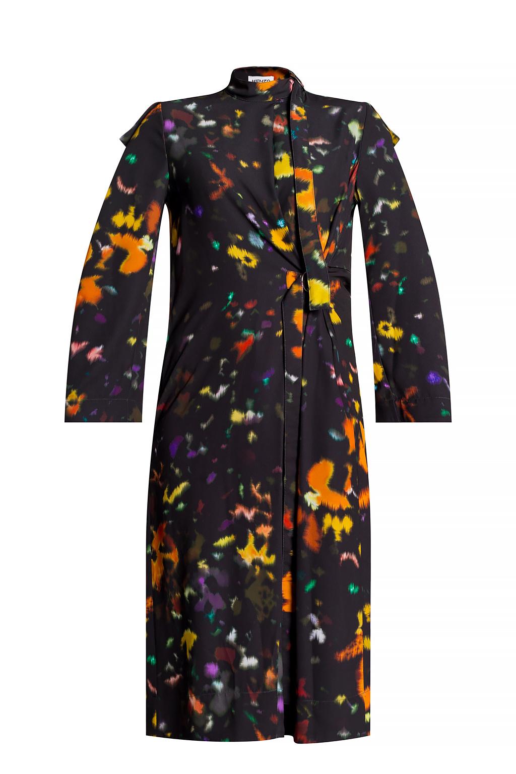 Kenzo Printed dress
