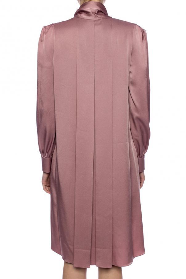 Tie-up dress od Fendi