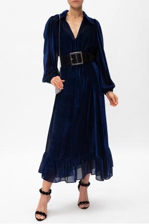 Two-layered dress od Fendi
