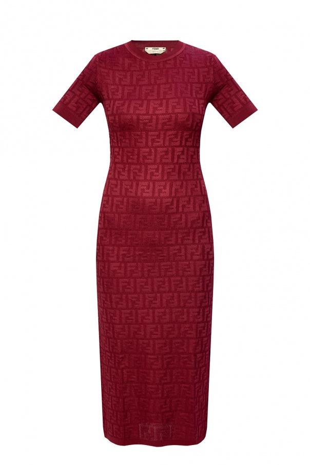 Fendi Short sleeve dress