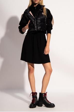 Dress with mock neck od Moncler