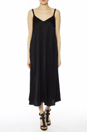 V-neck dress od Golden Goose