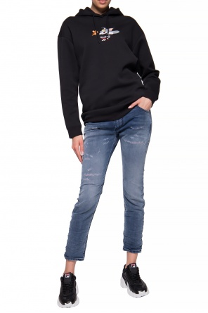 Hooded bluza od Reebok