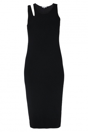 Cut-out sleeveless dress od Helmut Lang