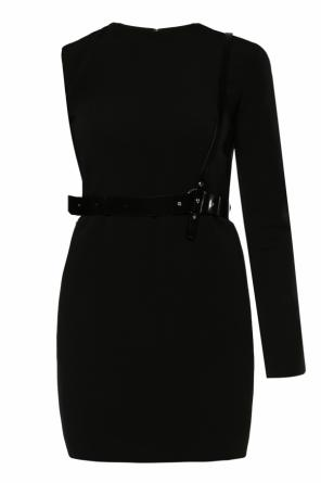 Asymmetrical dress od Helmut Lang