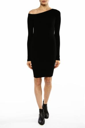 Ribbed dress od Helmut Lang