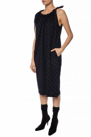 Striped dress od Dries Van Noten