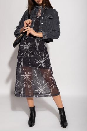 'hanna' floral dress od AllSaints