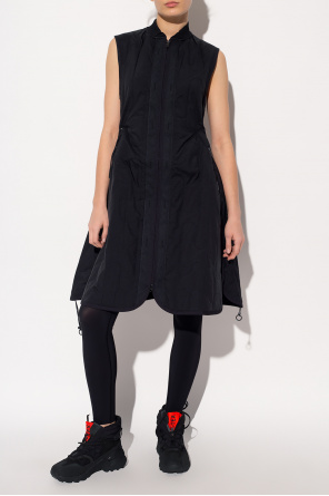 Quilted dress od Y-3 Yohji Yamamoto
