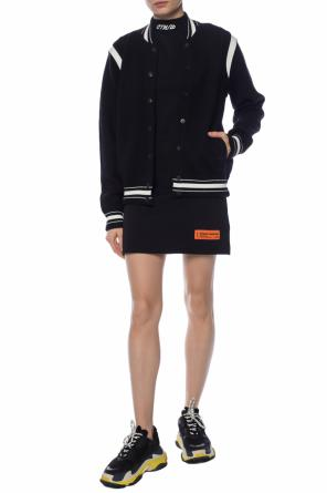 Embroidered dress od Heron Preston