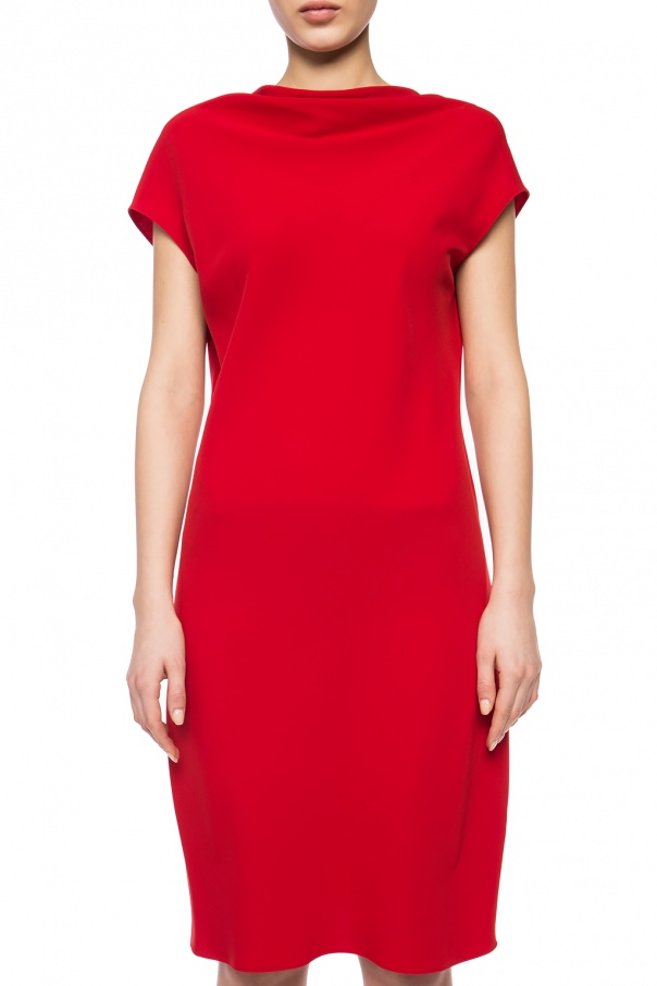 Loose neck dress od Theory