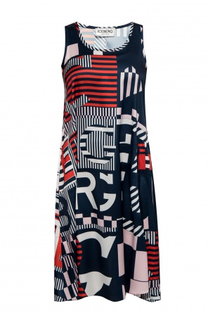 Patterned dress od Iceberg