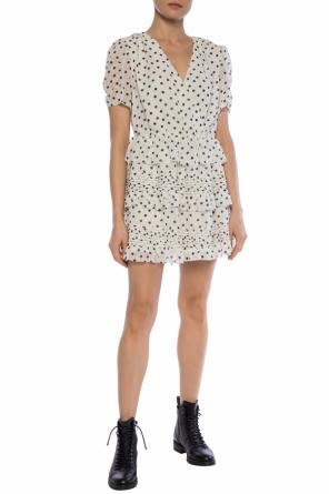 'ilia' polka dot dress od AllSaints