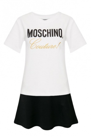 Branded dress od Moschino