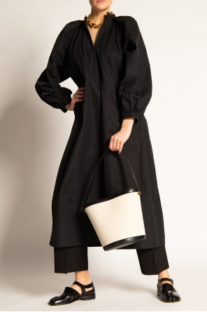 Dress with gathers od JIL SANDER+