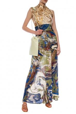 Patterned dress od JIL SANDER