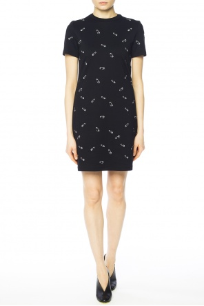 Embroidered dress od Victoria Victoria Beckham