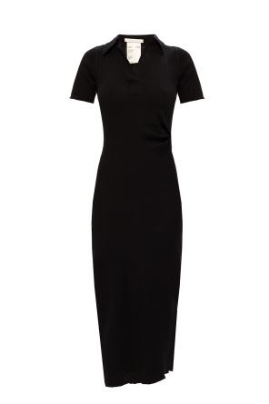 Ribbed dress od Helmut Lang