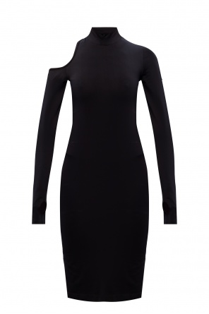 Cut-out dress od Helmut Lang