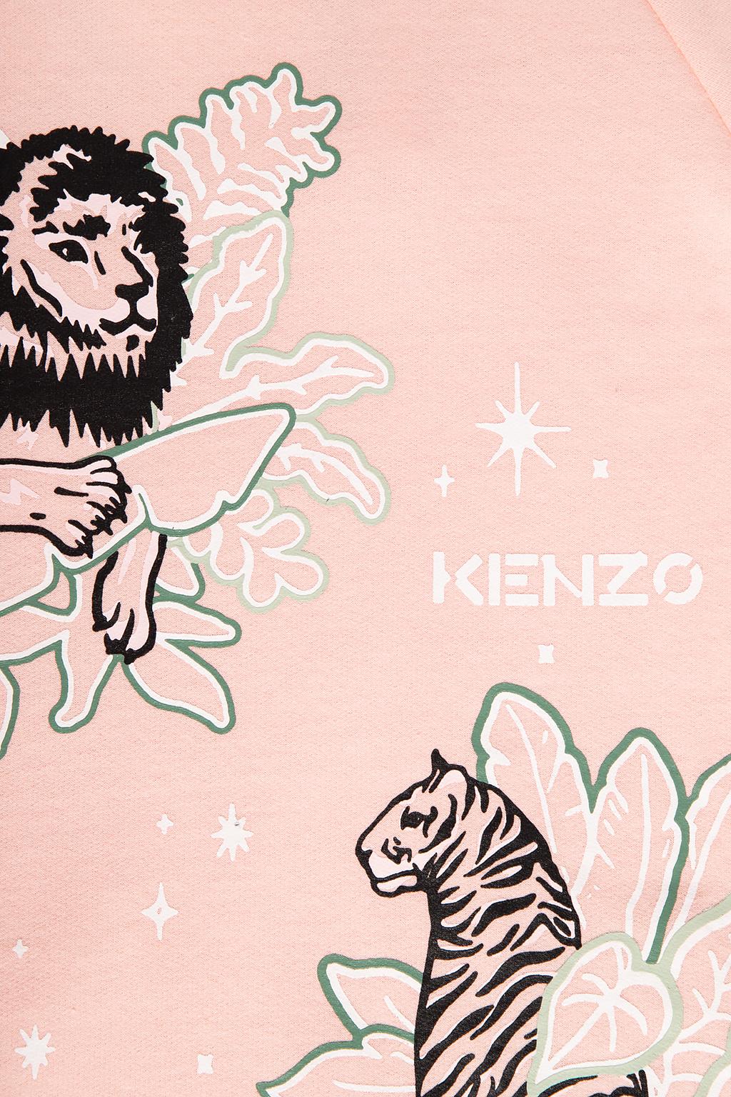 Kenzo Kids Sukienka z kapturem