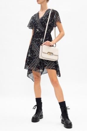 'kaiya' short sleeve dress od AllSaints