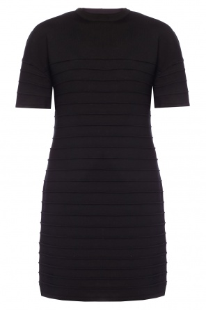 Ribbed crewneck dress od Victoria Victoria Beckham