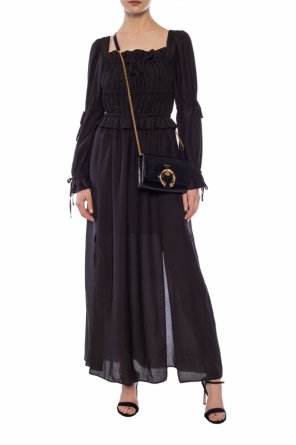 'kimi' dress with long sleeves od AllSaints
