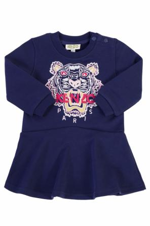 Flared dress od Kenzo Kids