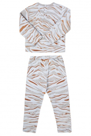 Reversible sweatshirt & pants kit od Kenzo Kids