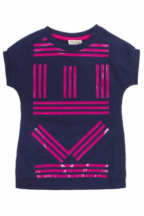 Logo dress od Kenzo Kids