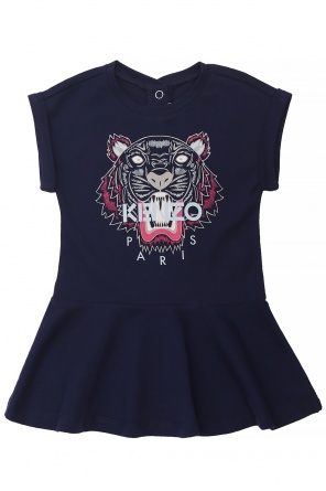 Printed dress od Kenzo Kids
