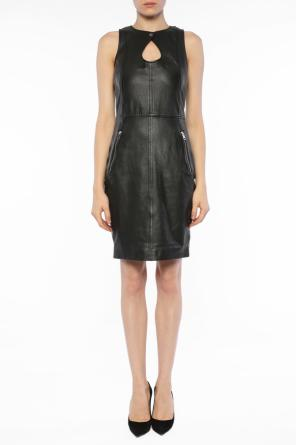 Leather dress od Diesel