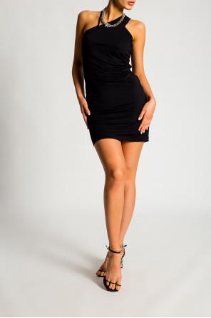 One-shoulder dress od Helmut Lang