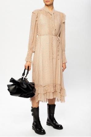 'lara' long-sleeved dress od AllSaints