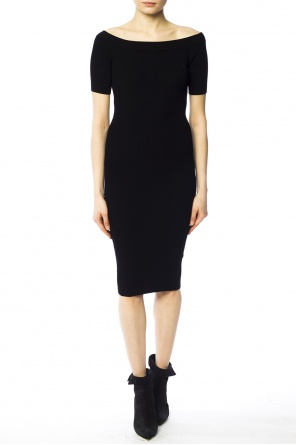 'lavine' short sleeve dress od AllSaints