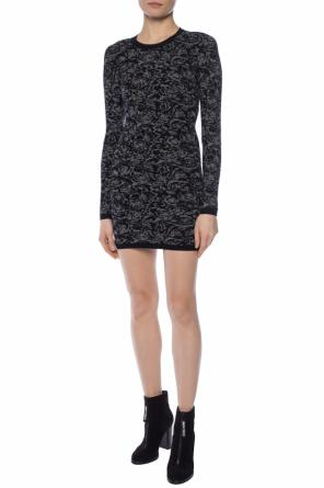 'lex rose' dress od AllSaints