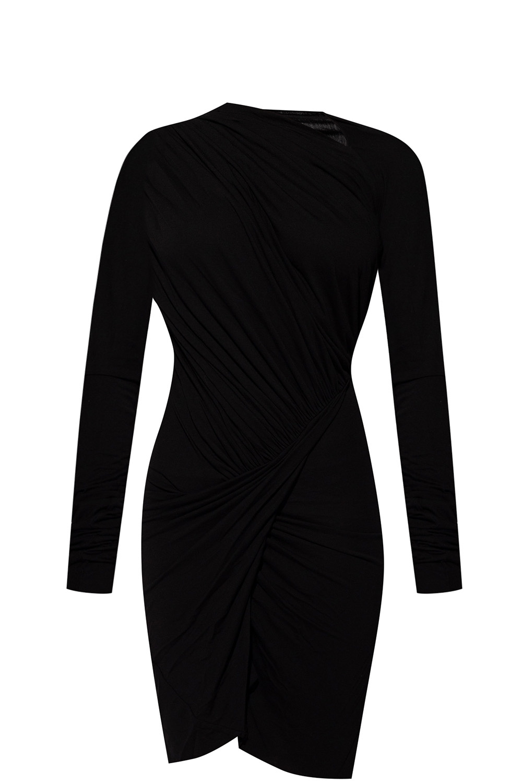 Rick Owens Lilies Long-sleeved dress