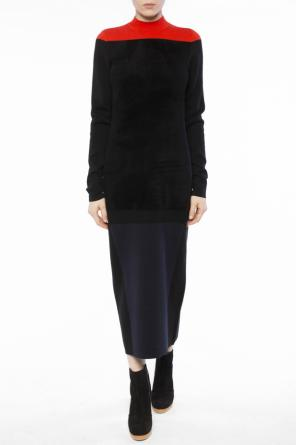 Long turtleneck dress od Diane Von Furstenberg