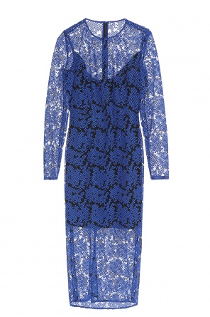 Long sleeve dress od Diane Von Furstenberg